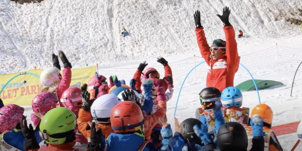 Vidéo : Berger, moniteur de ski, et surtout père de famille
